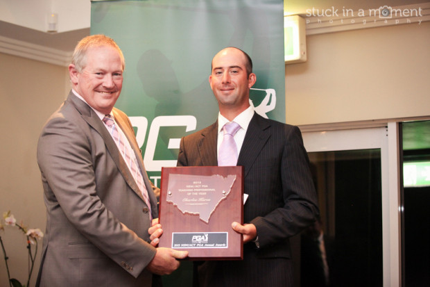 2013 NSW/ACT PGA Teaching Professional of The Year