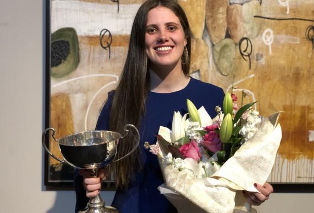 2018 Lakes Women's Club Champion